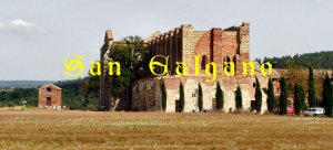 Hermitage of Montesiepi Next to the famous Abbey of San Galgano