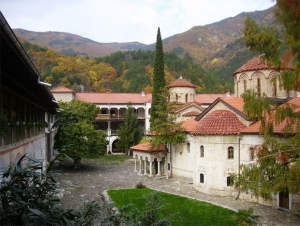 "Bachkovo monastery ""Assumption of Holy Virgin"""